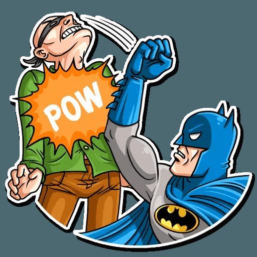 Silver Age Batman - Sticker 26