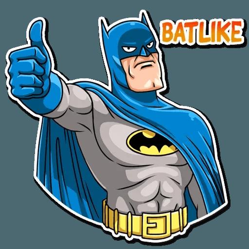Silver Age Batman - Sticker 3