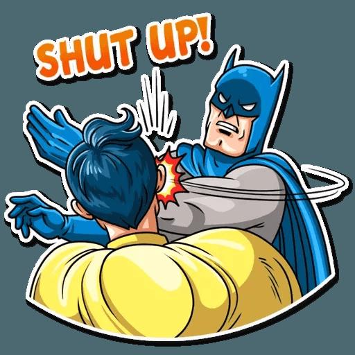 Silver Age Batman - Sticker 19
