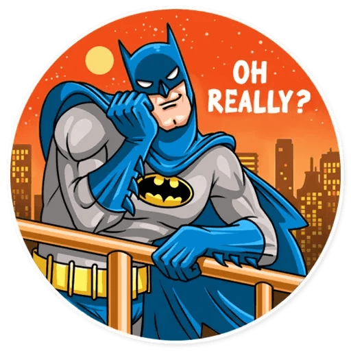 Silver Age Batman - Sticker 15