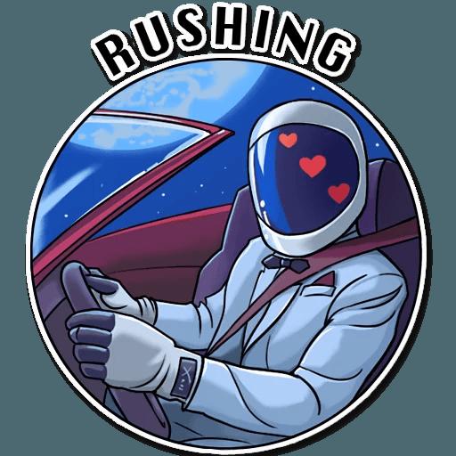 Elon Musk - Sticker 6