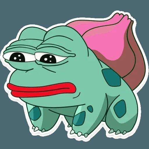 Pink Pepe 2 - Sticker 2