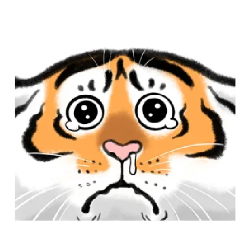 Tiger2 - Sticker 25