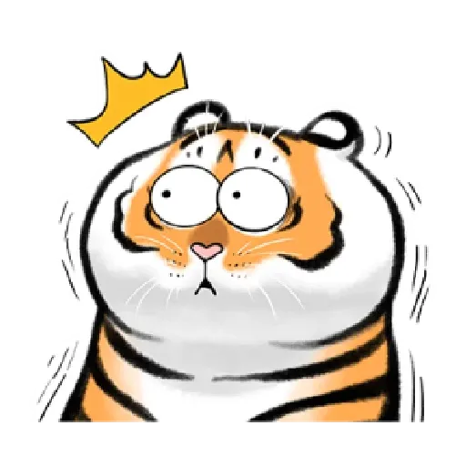 Tiger2 - Sticker 5