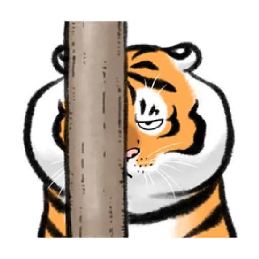 Tiger2 - Sticker 6