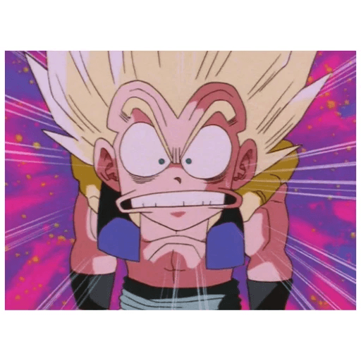 Dragon ball z - Sticker 13