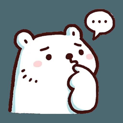 白白日記 - Sticker 2