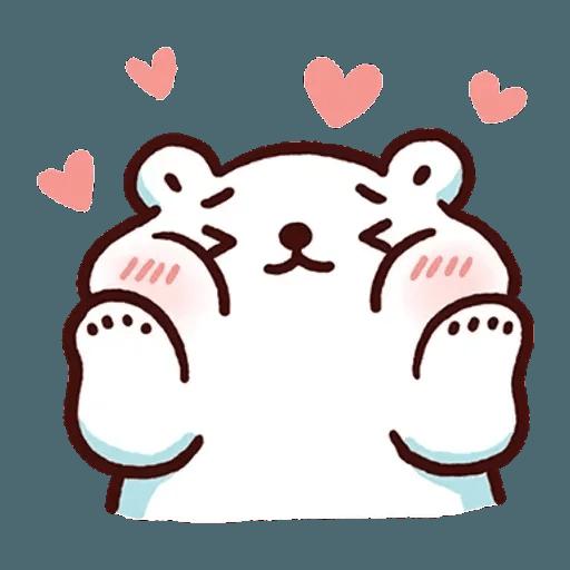 白白日記 - Sticker 4