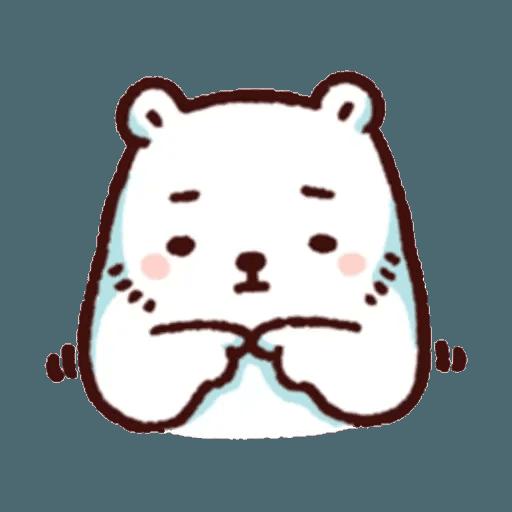 白白日記 - Sticker 18