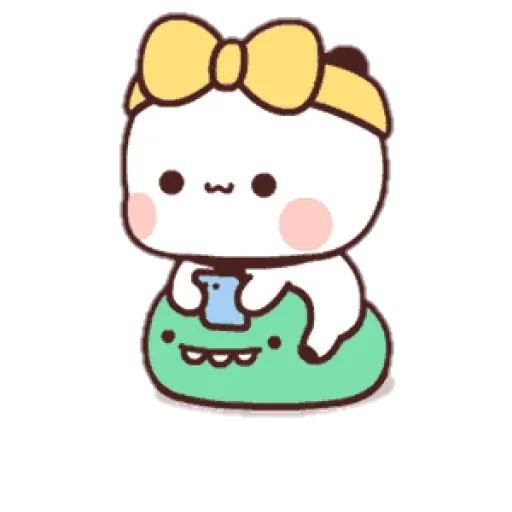 Panda cute - Sticker 9