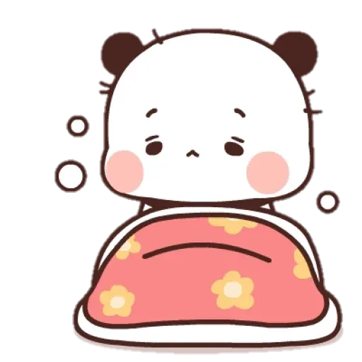 Panda cute - Sticker 15