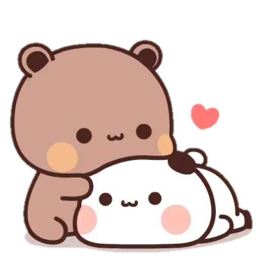 Panda cute - Sticker 16
