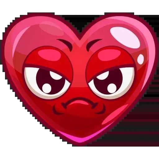 Cute Emojis - Sticker 4