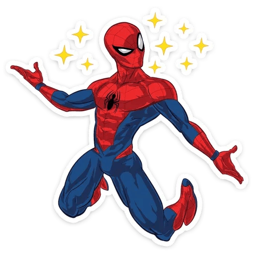 Spiderman - Sticker 12