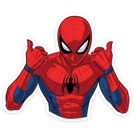 Spiderman - Sticker 2