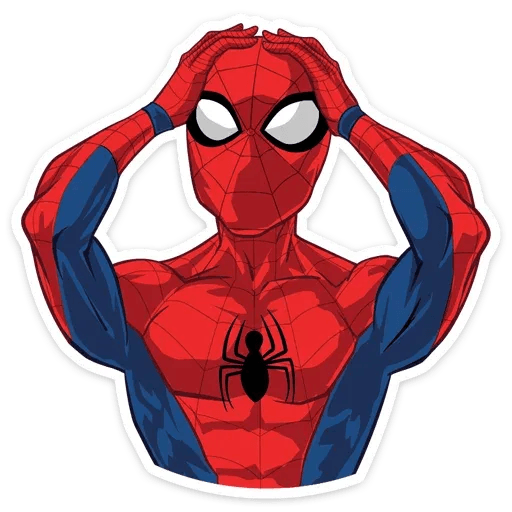 Spiderman - Sticker 11