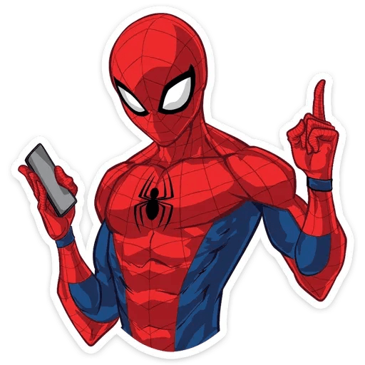 Spiderman - Sticker 18