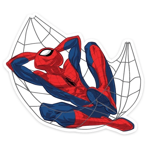 Spiderman - Sticker 5