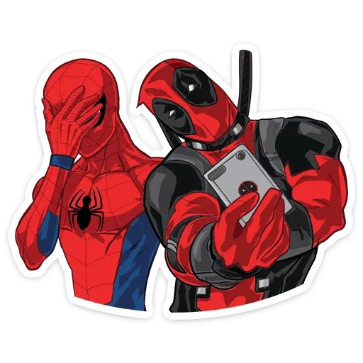 Spiderman - Sticker 4