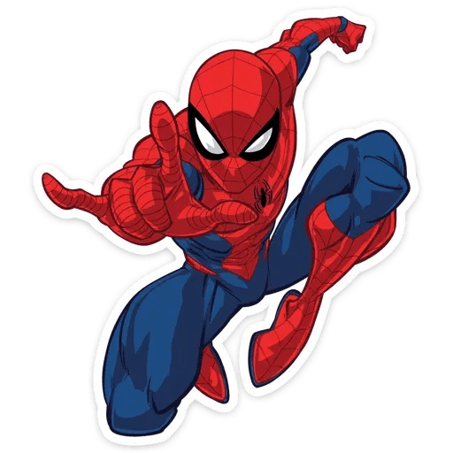 Spiderman - Sticker 10