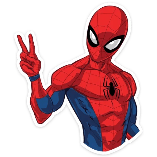 Spiderman - Sticker 15