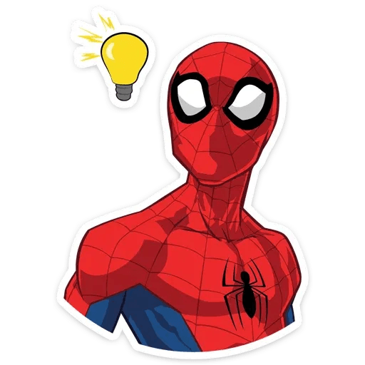 Spiderman - Sticker 17