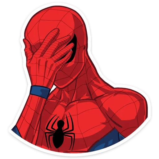 Spiderman - Sticker 20