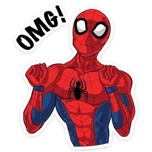 Spiderman - Sticker 3