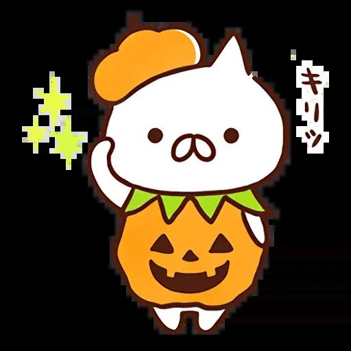 nekopen autumn - Sticker 2