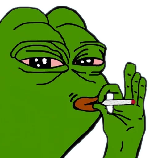 Pepe - Sticker 10