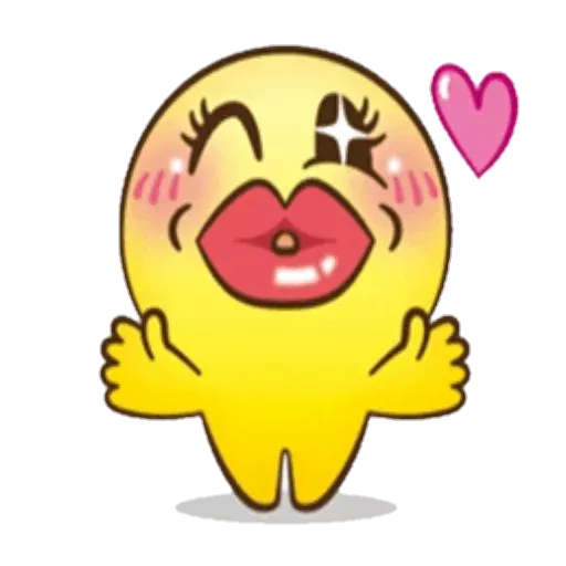 Emoticons - Sticker 19