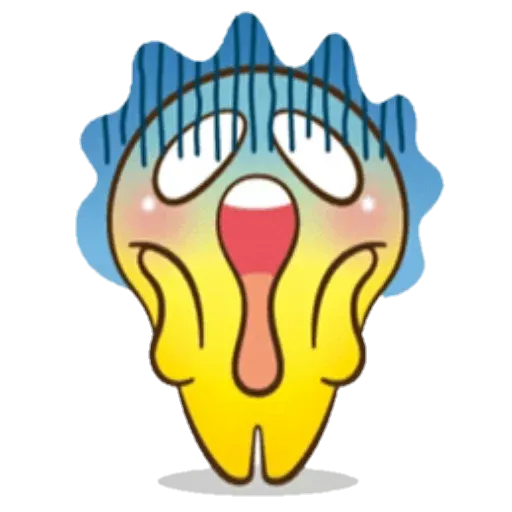 Emoticons - Sticker 6