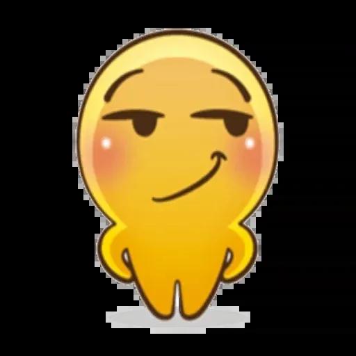 Emoticons - Sticker 4