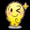 Emoticons - Tray Sticker
