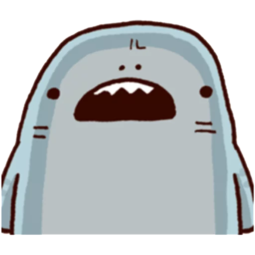 Shark time! - Sticker 24