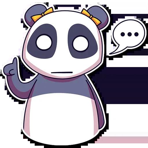Panda Chan - Sticker 9
