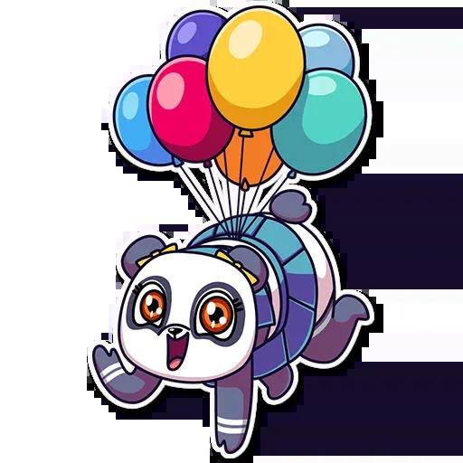 Panda Chan - Sticker 22