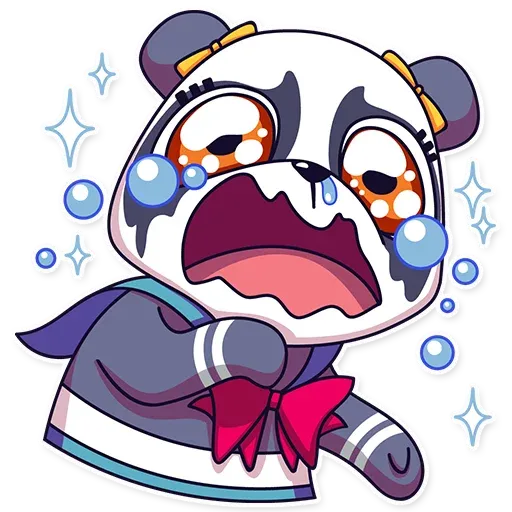 Panda Chan - Sticker 3