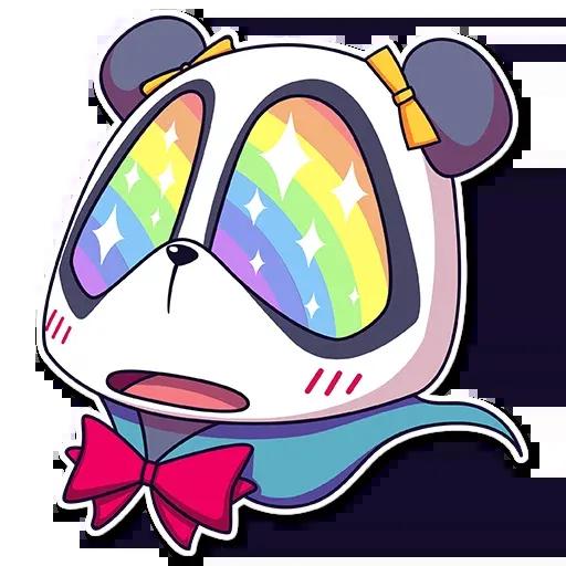 Panda Chan - Sticker 8