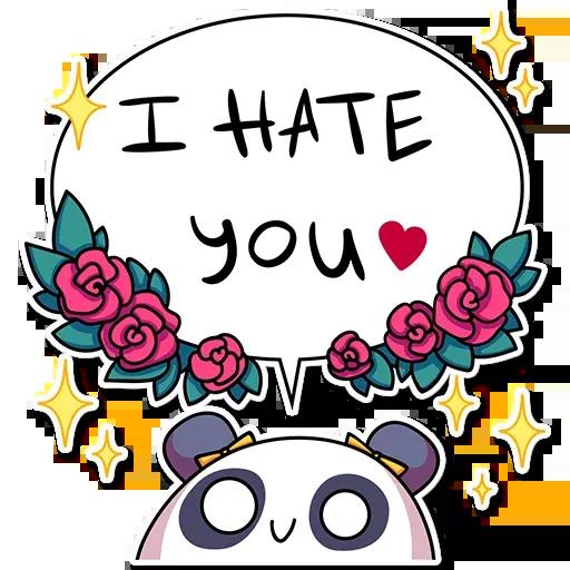 Panda Chan - Sticker 23