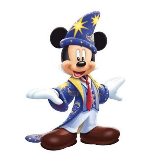 mickey_and_minnie_couple5 - Sticker 2