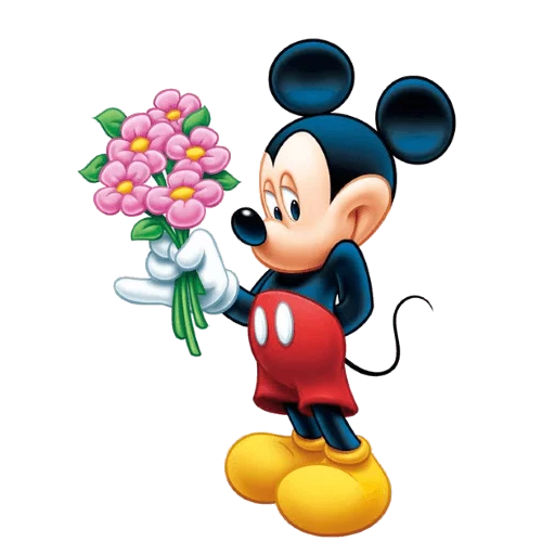 mickey_and_minnie_couple5 - Sticker 24