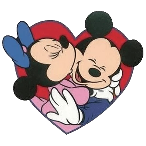 mickey_and_minnie_couple5 - Sticker 9