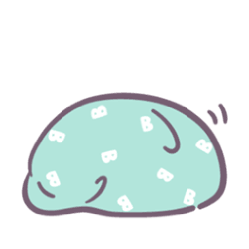 Baobao in bed - Sticker 14