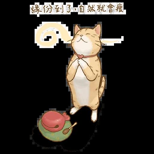 貓咪日和 - Sticker 19