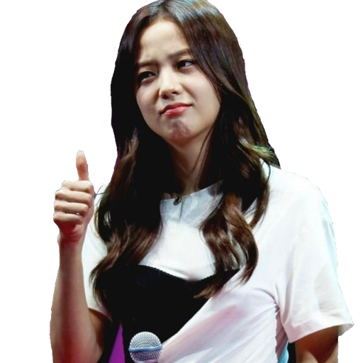 Jisoo - Sticker 3