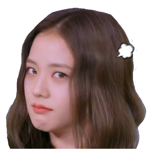 Jisoo - Sticker 1