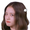 Jisoo - Tray Sticker