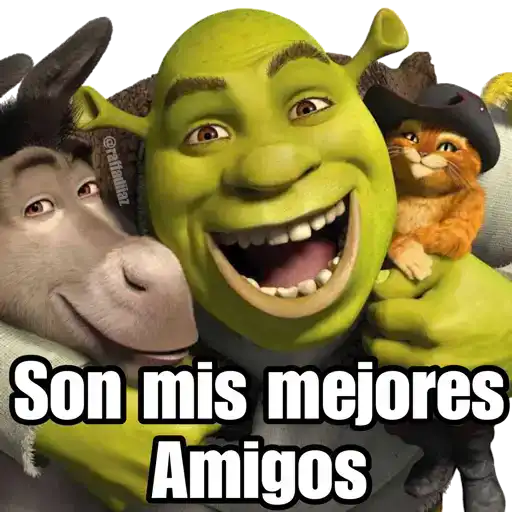 Shrek - Sticker 27