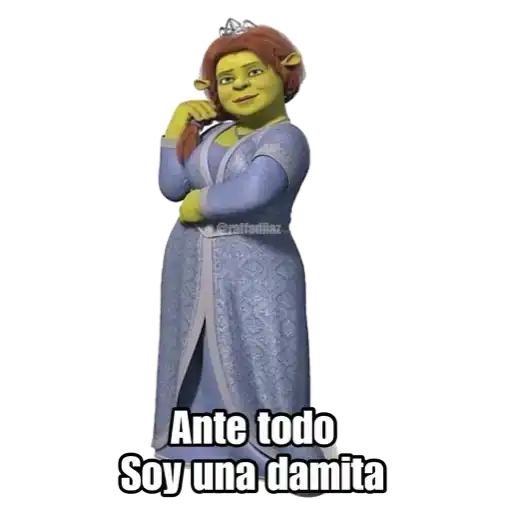 Shrek - Sticker 20